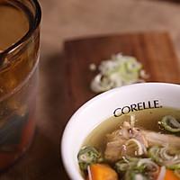 秋葵鸡汤的做法图解6