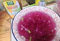 #太太乐鲜鸡汁芝麻香油#萝卜丝汤的做法