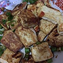 电饼铛豆腐