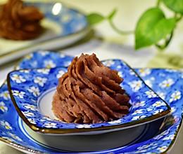 红芸豆沙馅料的做法
