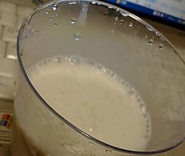 润肠通便的香蕉奶的做法