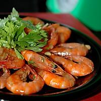 蒜香盐酥虾