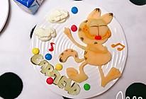 造型水果-加菲猫的做法