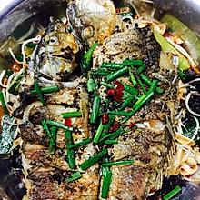 家庭版(无烤箱)烤鱼