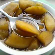 红糖苹果汤