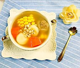 必备汤品——祛湿清润筒骨汤的做法