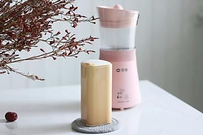 红枣桂圆奶茶