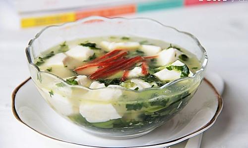 马兰头汤的做法