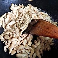 #硬核菜谱制作人#蚝油双菇鸡丝的做法图解16