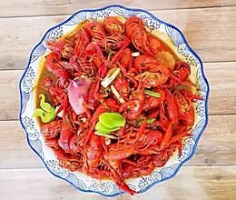 家庭版十三香小龙虾的做法