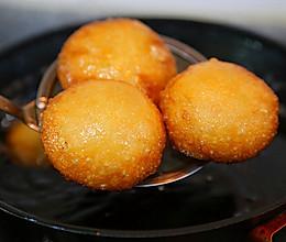 炸糖糕------表皮酥脆里面流糖汁儿的做法