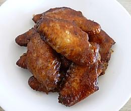 烤鸡翅中的做法