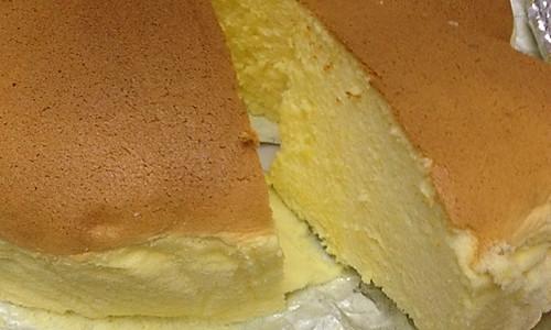 百战百胜的轻乳酪蛋糕(小聪明的8寸方子)的做法