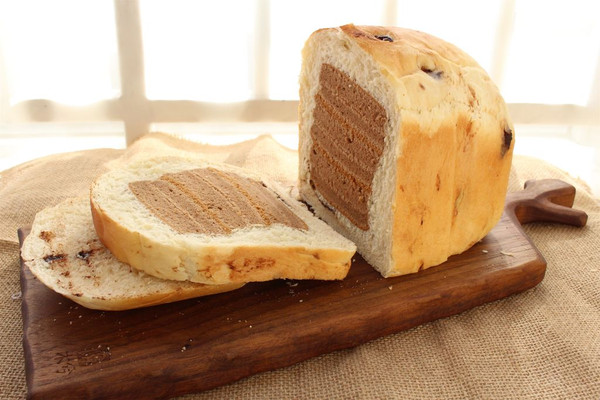 蛋糕面包的做法