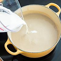 奶油蘑菇汤的做法图解9