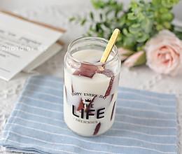夏天必备解暑神器❗️爽滑好喝红茶冻撞奶的做法