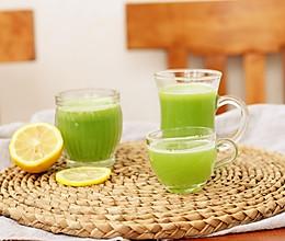 黄瓜雪梨汁的做法