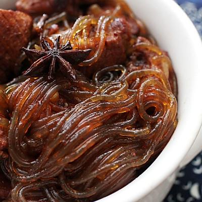 下饭菜——排骨炖粉条