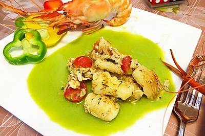 義大利海鮮蜆殼粉