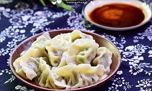 三鲜饺子#樱花味道#的做法