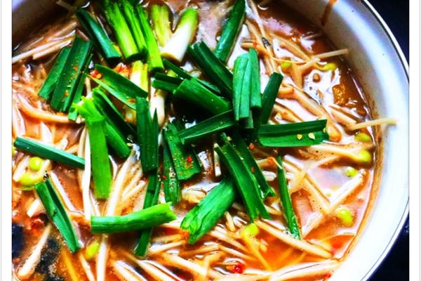 菁选酱油之酸菜鱼的做法