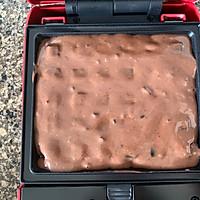 巧克力華夫餅的做法圖解7