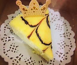 轻芝士蛋糕(6寸)的做法