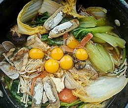 减肥大酱汤的做法