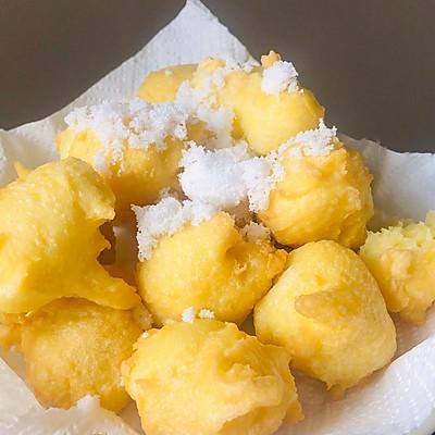 奶油炸糕—北京小吃