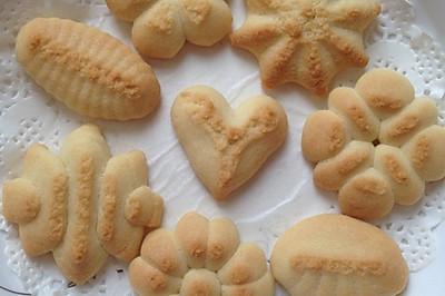花式曲奇饼干