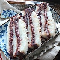 豆沙切糕的做法图解6