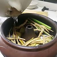 #一人一道拿手菜#云南气锅椰子鸡的做法图解6