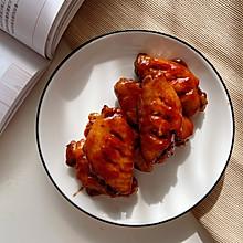 好吃到吮手指的可乐鸡翅,家常美味,做法简单