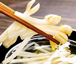 泡椒花生芽的做法