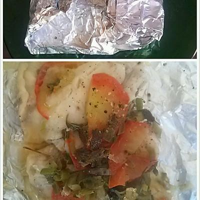 墨西哥烤鱼片的做法 步骤6