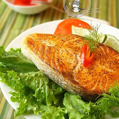 姜香三文鱼
