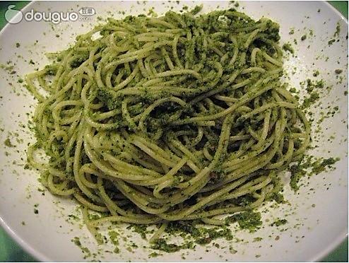 Pesto的做法