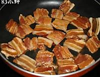 香煎五花肉的做法图解4