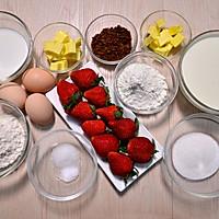 【草莓酥皮泡芙】——草莓季系列美食的做法图解1