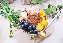 水果红糖冰粉粉#炎夏消暑就吃「它」#的做法