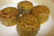广式陈皮豆沙月饼的做法