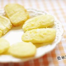 灿烂如阳光的【黄金蛋奶馒头片】宝宝辅食营养早餐