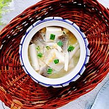 #我要上首焦#家常菌菇豆腐汤