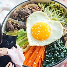 彩虹石锅拌饭「厨娘物语」