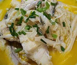 酸汤鱼片的做法