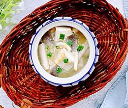 #我要上首焦#家常菌菇豆腐汤的做法