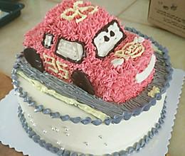 儿童节蛋糕汽车总动员的做法