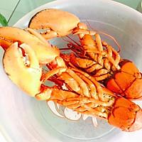 简版芝士焗龙虾的做法图解1
