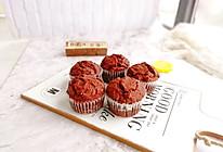 #硬核菜谱制作人#巧克力纸杯蛋糕的做法