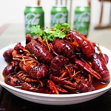 麻辣小龙虾#青春食堂#